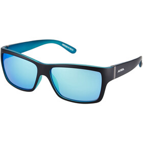 Alpina Kacey Gafas, black matt-blue